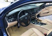 Bán BMW 523i màu xanh cavansite 2011 giá 1 tỷ 50 tr tại Hà Nội