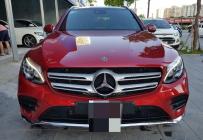 Bán xe Mercedes-Benz GLC-Class sản xuất 2017, đăng ký lần đầu 2018 giá 2 tỷ 190 tr tại Hà Nội