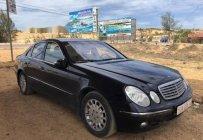 Cần bán Mercedes năm 2002, màu đen, giá 279tr giá 279 triệu tại Tp.HCM