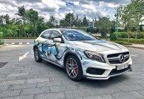 Bán xe Mercedes GLA45 2018. Trả trước 700 triệu nhận xe với gói vay ưu đãi giá 2 tỷ 250 tr tại Tp.HCM