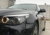 Bán xe BMW 5 Series 530i 2008, màu đen, nhập khẩu còn mới giá 535 triệu tại Hà Nội