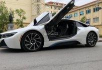 Bán BMW i8 model 2015, màu trắng, nhập khẩu, xe 1 chủ, cực đẹp giá 3 tỷ 899 tr tại Hà Nội