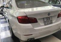 Bán xe BMW 520i 2.0 AT sản xuất năm 2015, màu trắng, nhập khẩu nguyên chiếc giá 1 tỷ 580 tr tại Hà Nội