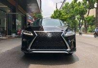 Bán Lexus RX 350 Fsport đời 2018, màu đen, nhập khẩu mới 100% giá 4 tỷ 806 tr tại Hà Nội