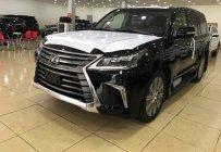 Cần bán Lexus LX 570 sản xuất 2018, màu đen, xe nhập giá 9 tỷ 300 tr tại Hà Nội