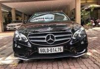 Mercedes E400 AMG 2014, màu đen tên công ty xuất hợp đồng cao giá 1 tỷ 680 tr tại Hà Nội