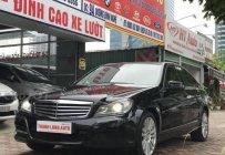 Cần bán lại xe Mercedes C250 2011, màu đen đẹp như mới giá 695 triệu tại Hà Nội