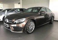 Cần bán Mercedes C300 AMG đời 2018, màu nâu còn mới giá 1 tỷ 919 tr tại Tp.HCM