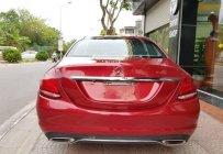 Bán lại xe Mercedes C200 đời 2016, màu đỏ, biển Hà Nội giá 1 tỷ 260 tr tại Hà Nội
