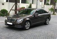 Bán xe Mercedes C250 đời 2014, màu nâu giá 950 triệu tại Hà Nội