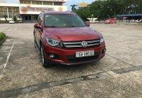 Cần bán xe Volkswagen Tiguan 2.0AT đời 2012, màu đỏ, xe nhập, giá 730tr  giá 730 triệu tại Hải Phòng