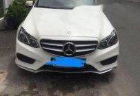 Chính chủ bán xe Mercedes E250 AMG đời 2014, màu trắng giá 1 tỷ 430 tr tại Tp.HCM