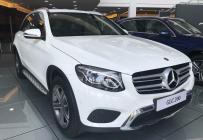 Mua xe GLC mới năm 2018 màu trắng, khuyến mại cực khủng giá 1 tỷ 664 tr tại Hà Nội