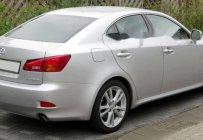 Cần bán lại xe Lexus IS 250 sản xuất 2010, màu bạc, xe nhập giá 850 triệu tại Hà Nội