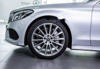 Cần bán Mercedes C300 AMG năm sản xuất 2017, màu bạc, nhập khẩu    giá 1 tỷ 830 tr tại Tp.HCM