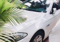 Bán xe BMW 5 Series 528i đời 2011, màu trắng, xe nhập giá 1 tỷ 200 tr tại Tp.HCM