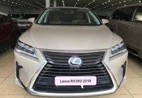 Bán Lexus RX350 sản xuất và đăng ký cuối 2017, xe siêu chất như mới, thuế sang tên 2% giá 3 tỷ 930 tr tại Hà Nội