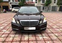 Mercedes E250 CGI sản xuất và đăng ký 2011 mua từ mới 1 chủ từ đầu siêu đẹp giá 950 triệu tại Hà Nội