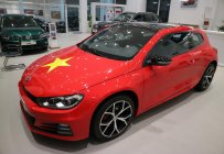 Bán Volkswagen Scirocco GTS thể thao 2 cửa, màu đỏ, nhập khẩu chính hãng, hotline 0938017717 giá 1 tỷ 399 tr tại Tp.HCM