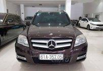Bán ô tô Mercedes GLK 300 sản xuất năm 2012, màu nâu như mới giá cạnh tranh giá 850 triệu tại Tp.HCM