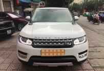 Bán xe LandRover Range Rover Sport HSE sản xuất 2014, màu trắng giá 3 tỷ 550 tr tại Hà Nội