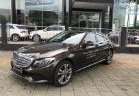 Bán ô tô Mercedes C250 chính hãng màu nâu, xe đã qua sử dụng chính hãng giá 1 tỷ 680 tr tại Tp.HCM