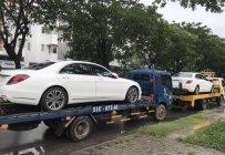 Cần bán Mercedes S450L năm sản xuất 2018, màu trắng, nhập khẩu nguyên chiếc như mới giá 4 tỷ 840 tr tại Hà Nội
