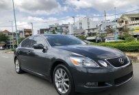 Lexus GS hàng Full đủ đồ chơi Form mới 2007 nhập mới Mỹ, màu xám loại cao giá 695 triệu tại Tp.HCM