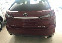 Cần bán Lexus RX350 sản xuất 2017 màu đỏ, giá chỉ 3 tỷ 800 triệu, nhập khẩu giá 3 tỷ 800 tr tại Hà Nội