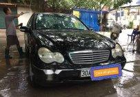 Cần bán xe Mercedes C200 năm sản xuất 2004, màu đen chính chủ giá 178 triệu tại Hà Nội