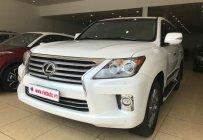 Cần bán Lexus LX 570 đời 2014, màu trắng, xe nhập giá 4 tỷ 700 tr tại Hà Nội