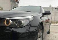 Bán BMW 5 Series 530i sản xuất năm 2008, màu đen, nhập khẩu  giá 535 triệu tại Hà Nội