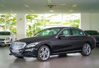 Cần bán Mercedes C250 Exclusive 2018, màu đen/kem, mới 100% giá 1 tỷ 590 tr tại Tp.HCM