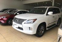 Cần bán lại xe Lexus LX5700 sản xuất 2014, màu trắng, nhập khẩu nguyên chiếc giá 4 tỷ 680 tr tại Hà Nội