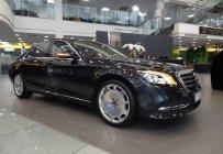 Bán xe Mercedes S450L sản xuất năm 2018, màu xám giá 4 tỷ 549 tr tại Tp.HCM