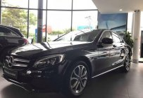 Cần bán xe Mercedes C200 2018, màu đen giá 1 tỷ 684 tr tại Quảng Ngãi