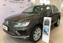Bán Xe Volkswagen Touareg SUV 5 chỗ, xe Đức nhập khẩu nguyên chiếc chính hãng mới, hỗ trợ trả góp 80%. LH 0933 365 188 giá 2 tỷ 499 tr tại Tp.HCM