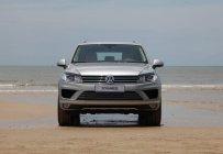 Bán xe Volkswagen Touareg SUV 5 chỗ, xe Đức nhập khẩu nguyên chiếc chính hãng, mới 100%, hỗ trợ trả góp. LH 0933 365 188 giá 2 tỷ 499 tr tại Tp.HCM