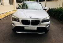 Bán BMW X1 năm sản xuất 2011, đăng ký lần đầu năm 2013, màu xám (bạc), nhập khẩu giá 675 triệu tại Tp.HCM