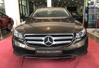 Bán xe Mercedes E250 cũ đký 2018 màu nâu như mới giá rẻ hơn 400 triệu giá 2 tỷ 389 tr tại Hà Nội