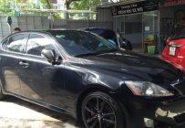 Bán Lexus IS 250 năm 2007, màu đen giá 656 triệu tại Hà Nội