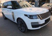 Bán ô tô LandRover Range rover autobiographgy đời 2018, màu trắng, nhập khẩu nguyên chiếc giá 12 tỷ 600 tr tại Hà Nội