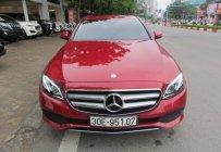 Mercedes E250 2017 màu đỏ giá Giá thỏa thuận tại Hà Nội