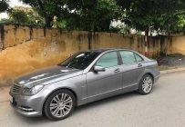 Cần bán xe Mercedes C250 2013, màu xám, nhập khẩu nguyên chiếc như mới giá 740 triệu tại Hà Nội