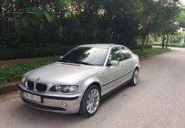 Bán BMW 3 Series 318i đời 2004, màu bạc, nhập khẩu nguyên chiếc chính chủ giá 246 triệu tại Hà Nội