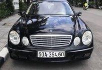 Bán Mercedes E200 đời 2005, màu đen giá 295 triệu tại Tp.HCM