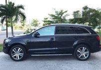 Cần bán Audi Q7 3.0 Quatro Sline model 2011, màu đen giá 1 tỷ 300 tr tại Tp.HCM