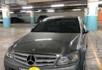 Bán ô tô Mercedes C250 đời 2010, màu xám, xe nhà nữ ít chạy giá 650 triệu tại Tp.HCM