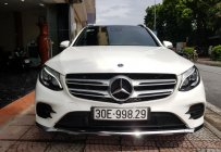 Bán Mercedea GLC 300 sản xuất 2017, màu trắng, chạy 8.000km giá 2 tỷ 160 tr tại Hà Nội