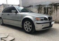 Bán xe BMW 318i đời 2003 màu bạc như hình, số tự động giá 265 triệu tại Tp.HCM